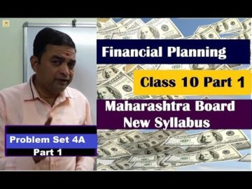 Problem Set 4A Class 10th Maharashtra Board New Syllabus Part 1