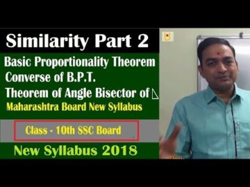 Similarity Class 10th Maharashtra Board New Syllabus Part 2