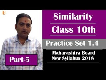 Similarity Class 10th Maharashtra Board New Syllabus Part 5